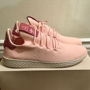 Adidas Tennis Hu sneakers. Pharrell Icey Pink W